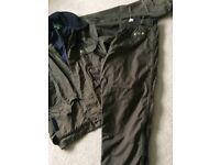 E.S.P Fishing Suit - Size Medium