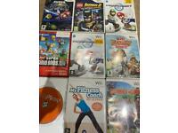 9 wii games all working
