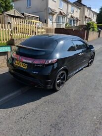 Honda Civic gt type s 2.2