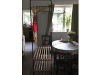 Clothes rail needs collecting ASAP or partner will take to dump!