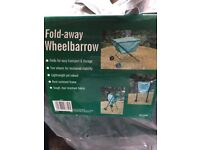Fold away Wheelbarrow