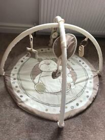 Mamas and Papas baby activity gym