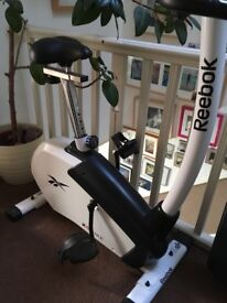 Reebok Z9 Exercise Bike - Excellent Condition/Barely Used