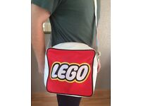 Official Lego Shoulder bag. Barely Used and in good condition.