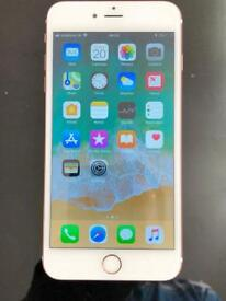 iPhone 6s Plus rose gold 16gb unlocked