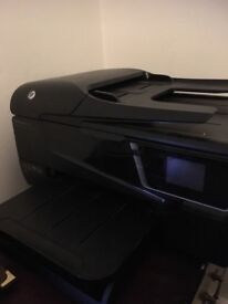 £10 only: HP Officejet 6600 all in one printer/fax/copier/scanner/fax wi fi