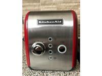 Empire Red Kitchenaid Toaster