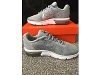 Nike Performance Air Max Sequent 2 Grey UK size 3.5