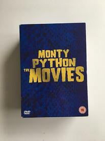 Monty Python complete set