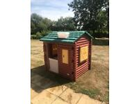 Little Tikes Log Cabin / Playhouse