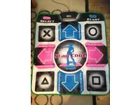 PlayStation 1 or 2 Dancing Stage mats.