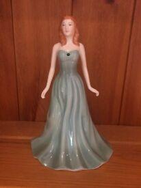 Royal Doulton figurine - Emerald