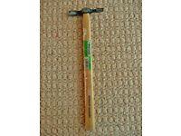 Homebase Cross Pein Pin Hammer Hickory Shaft Hand Tool DIY