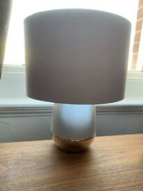 Touch on/off lamp