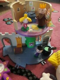 Ben and holly bunndle