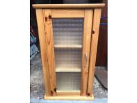 Pine bathroom cabinet FREE DELIVERY PLYMOUTH AREA