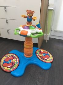 Vtech sit and stand Dance Tower