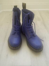 Ladies Doc Martens boots