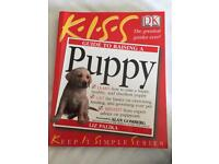 Guide to Raising a Puppy Book