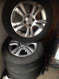 Corsa d wheels