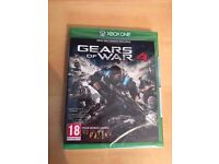gears of war 4 , brand new & sealed , xbox one ! price stands , no offers ! will post !