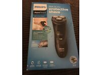 Philips aqua touch wet/dry shaver
