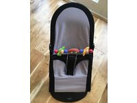Baby Bjorn Bouncer With Toy - Very good condition - Used 10 times max