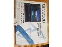 KENWOOD MONITOR WITH DVD RECEIVER KVT-522DVD