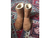 Genuine Ugg boots size 5.5