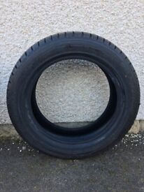 4 Hankook Winter Tyres 195 55R F17