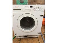 Bosh washer and dryer for spares e06 fault
