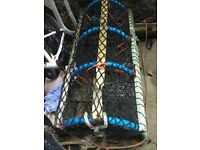 3 LOBSTER POTS