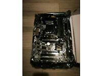 Gaming Gigabyte GA-Z170-HD3P socket 1151 Z170 chipset ATX motherboard