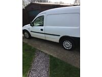 Breaking Vauxhall combo 1.7d 52 plate all parts available