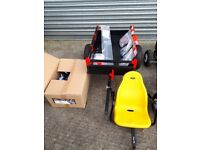Berg Go Kart Large Tipping Trailer