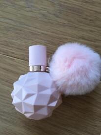 Ariana grande sweet like candy spray perfume full bottle .