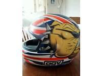 AGV motorcycle helmet - size medium