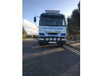 12 TONNE RECOVERY LORRY NO VAT!!!!