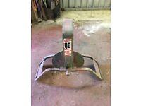 bull dog wheel lock