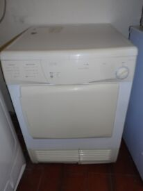 """Whirlpool"" 6Kg.....Condenser tumble dryer for sale.Can be delivered."