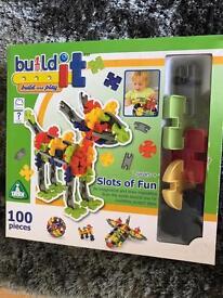 Brand new ELC build it