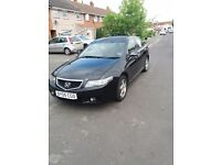 Honda Accord 2.2 i-ctdi black