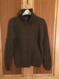 GAP Lambswool mockneck sweater/jumper - Almost new - Medium