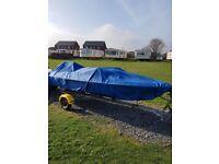 Fletcher bravo speedboat 75hp sport outboard