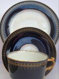 X 6 sets 3 piece coffee sets