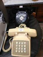 ★ Vintage Rotary , Touchtone Phones ... ★