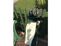 Golf Clubs - Keno Kalibra - Full Set of Irons - No Woods or No.4