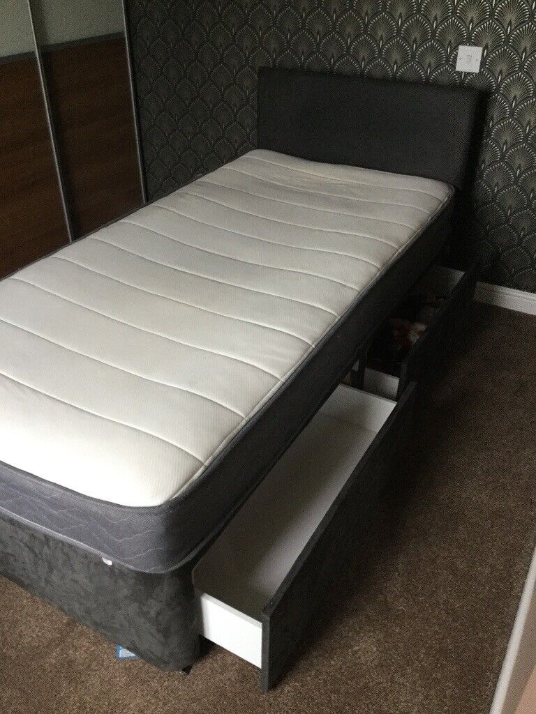 Picture of: Single Divan Bed In Werrington Staffordshire Gumtree