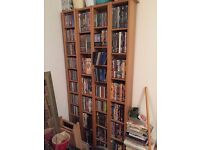 Ikea Billy CD / DVD shelving units