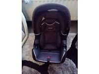 Carseat 0-6 months